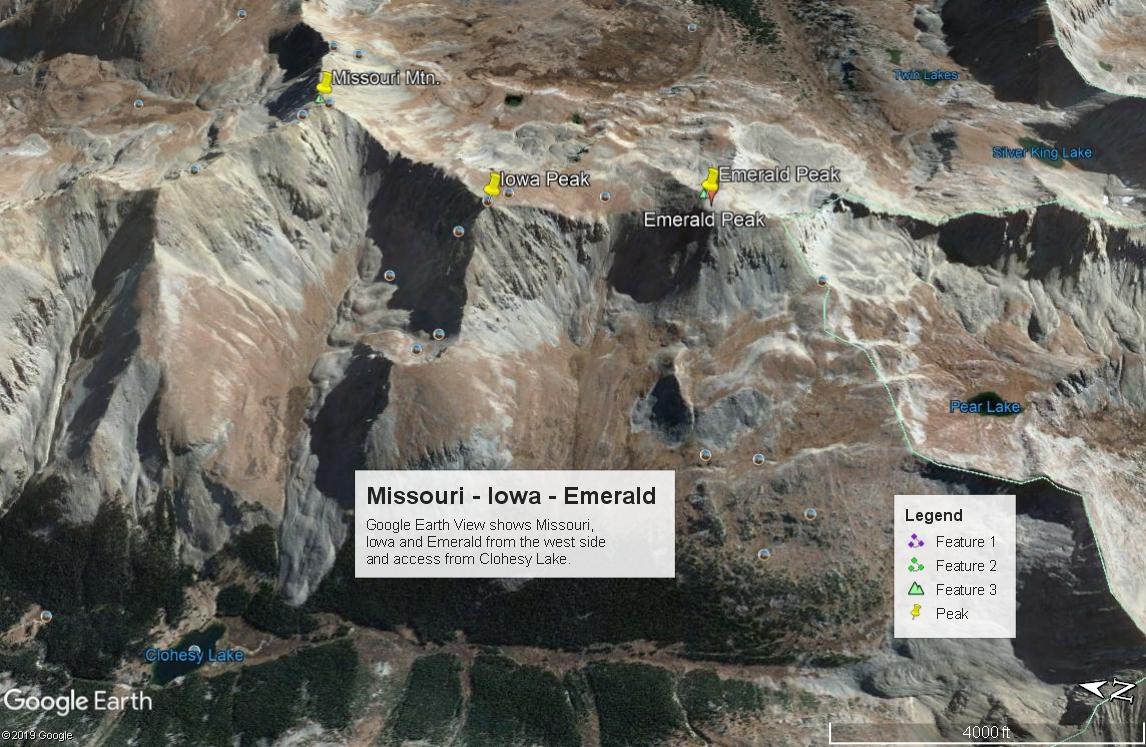 Emerald Peak - 13,904