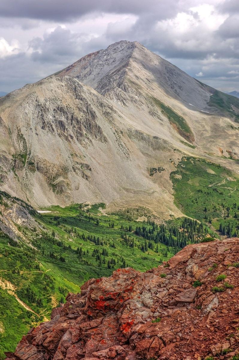 Taylor Peak A - 13,435