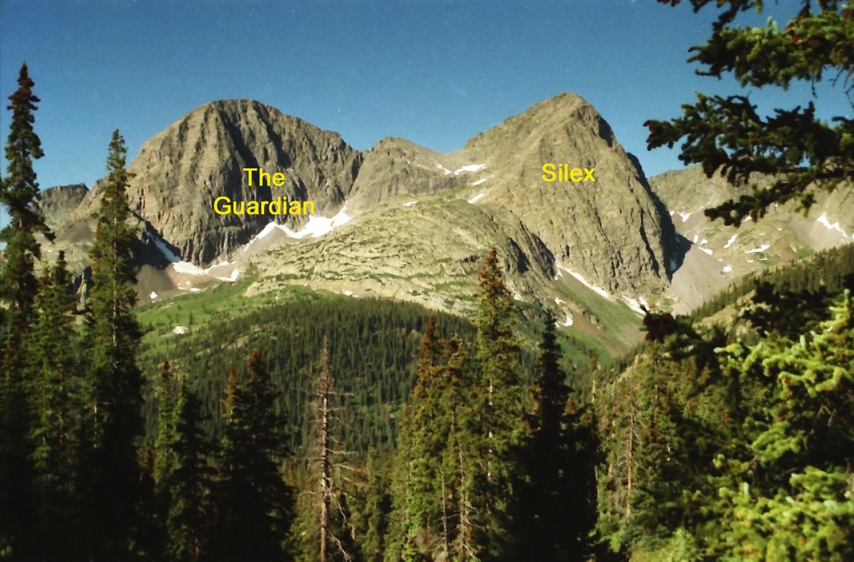 Mount Silex - 13,628