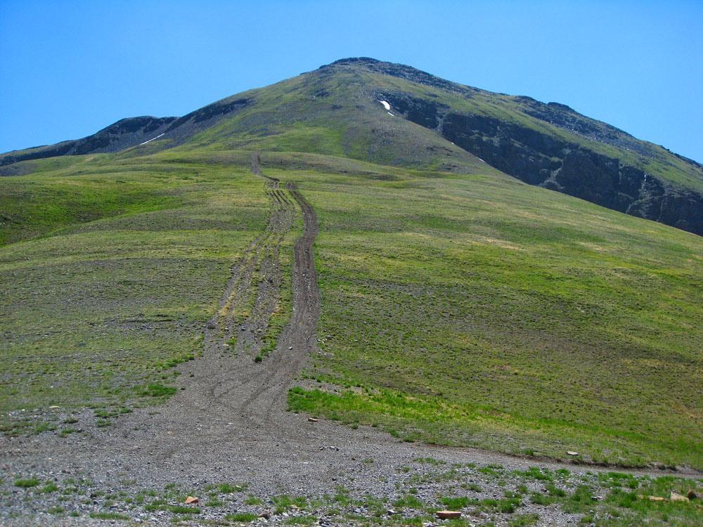 Fitzpatrick Peak - 13,112