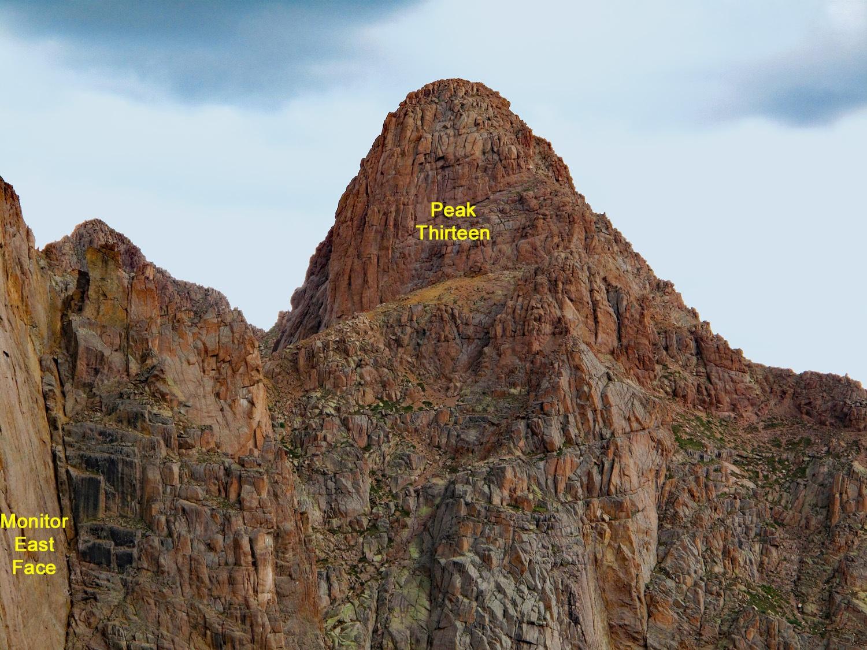 Peak Thirteen - 13,705