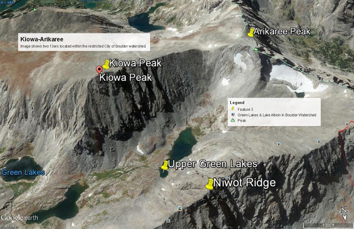 Kiowa Peak - 13,276