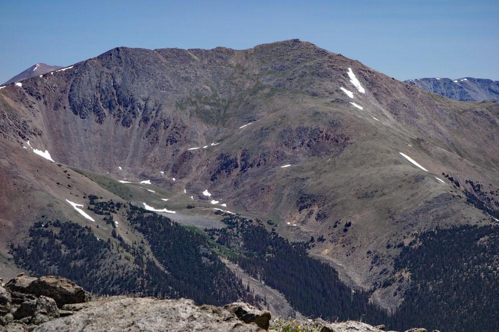 Taylor Mountain - 13,651