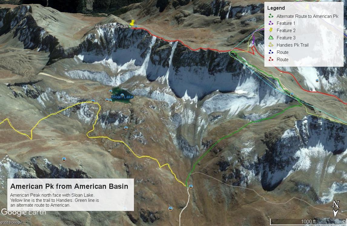 American Peak - 13,806