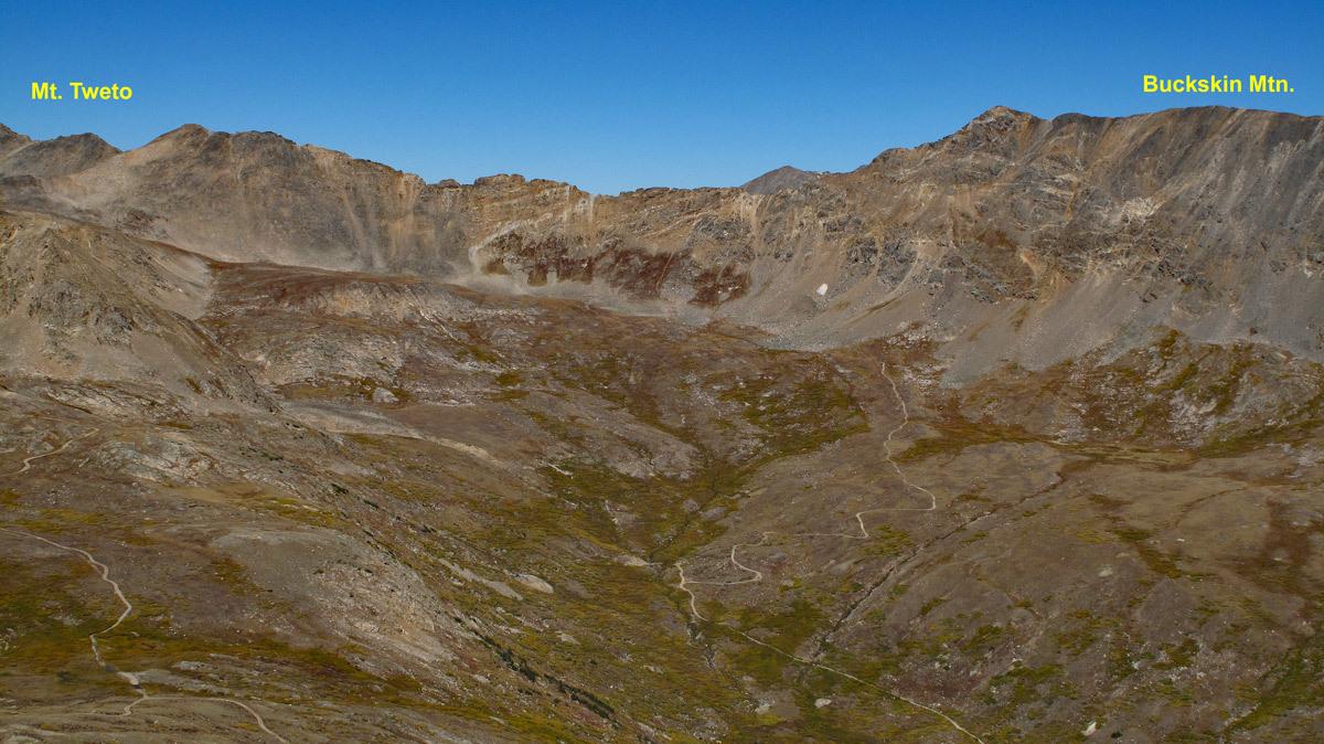 Mount Buckskin - 13,865