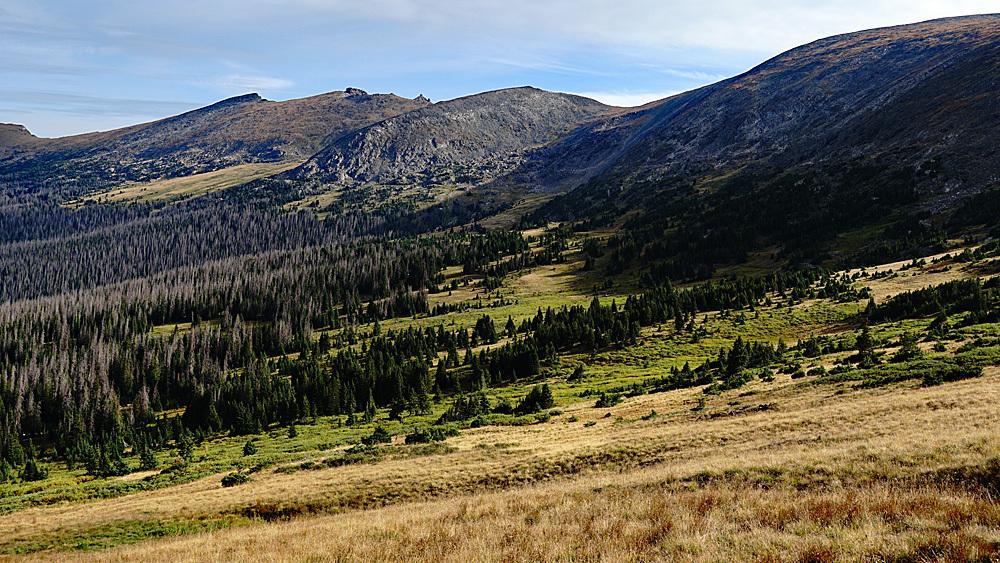 Mount Chiquita - 13,069