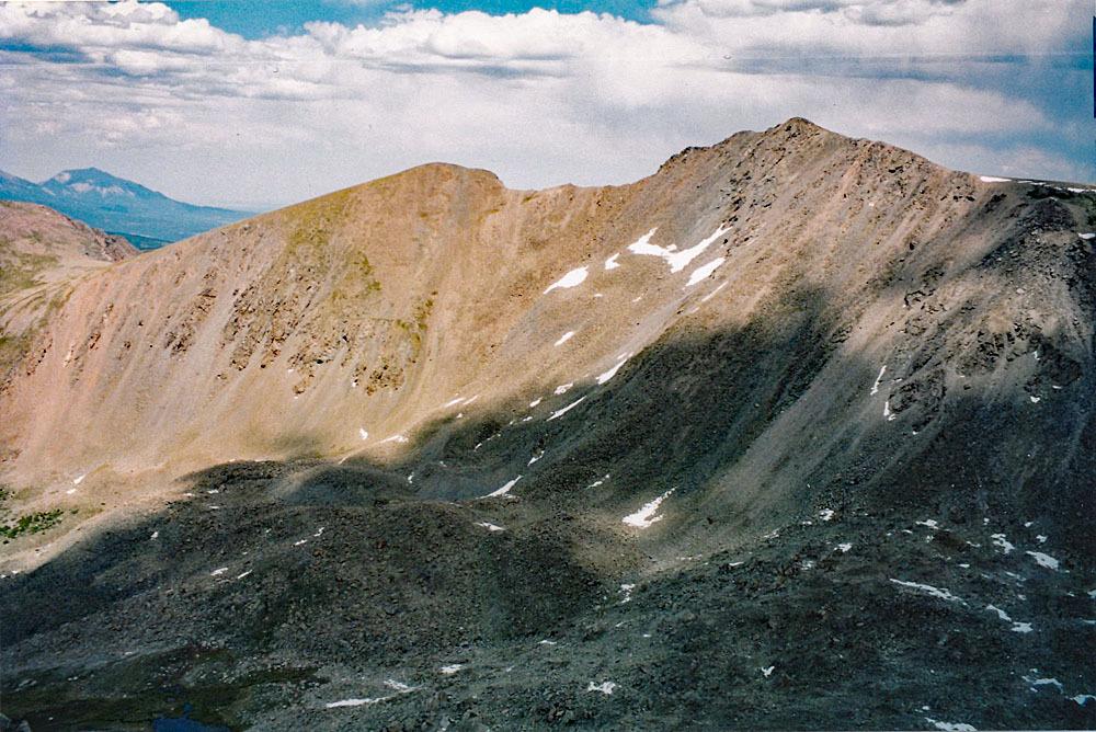 Miranda Peak - 13,468