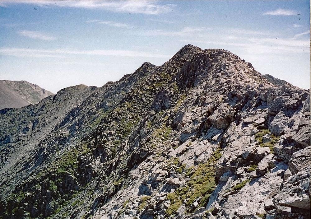 Cleveland Peak - 13,414