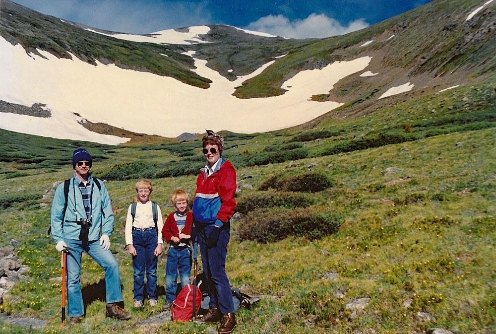 Mount Edwards - 13,850