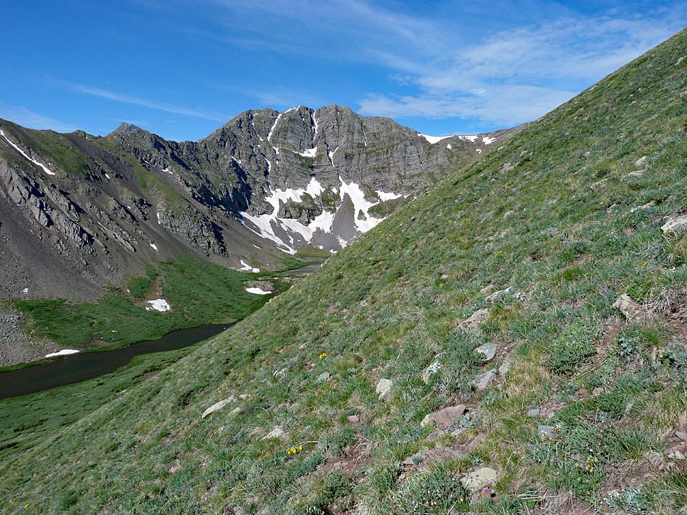 Fluted Peak - 13,554