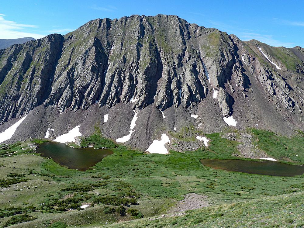 Little Horn Peak - 13,143