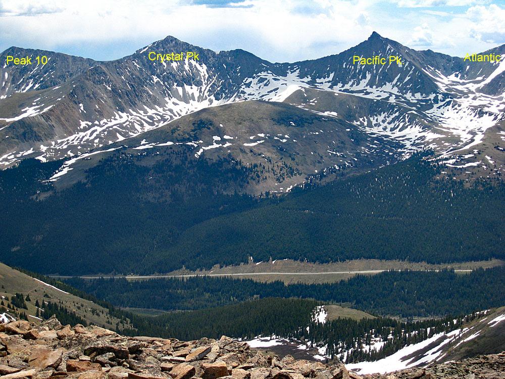 Pacific Peak - 13,950