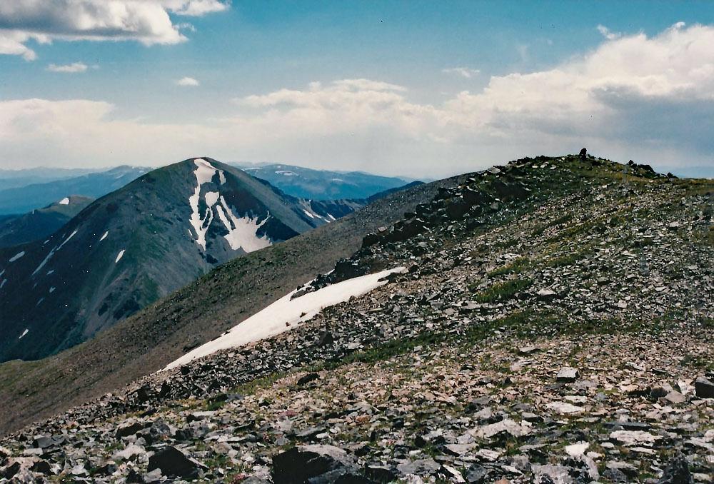 Purgatoire Peak - 13,676
