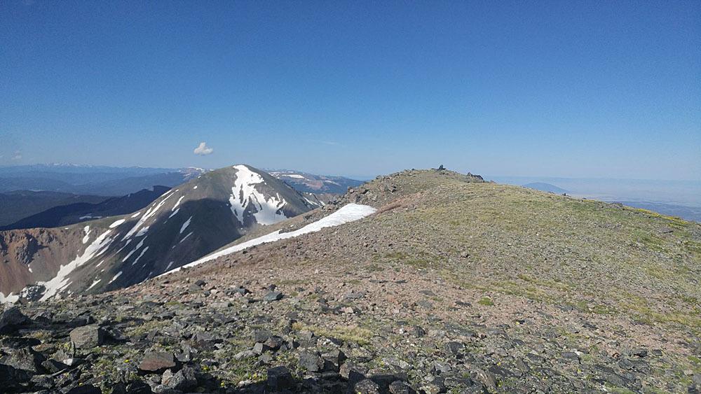 Vermejo Peak - 13,723