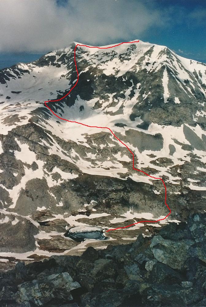 Twin Peaks, North - 13,580