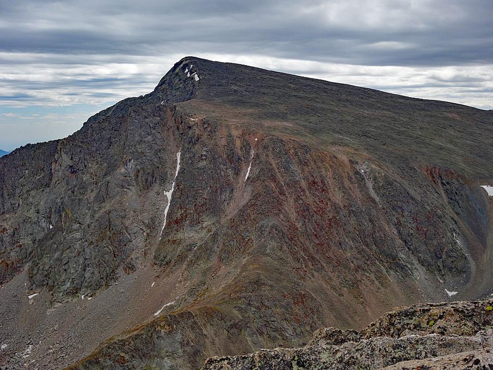 Ypsilon Mountain - 13,514
