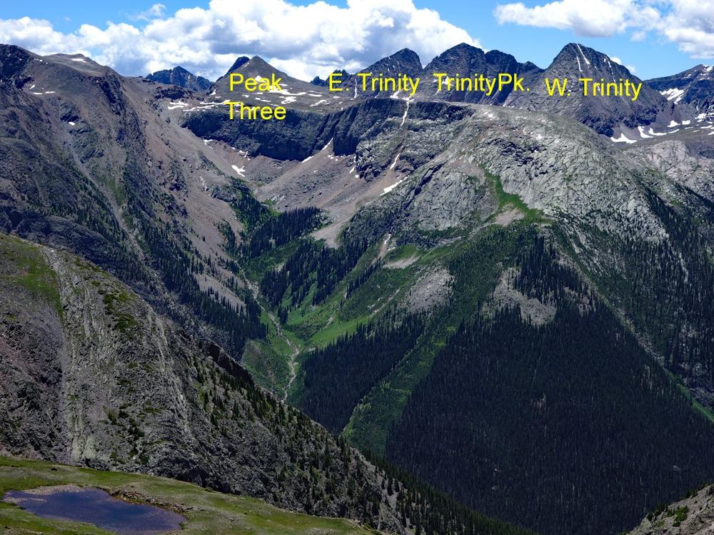 West Trinity - 13,765