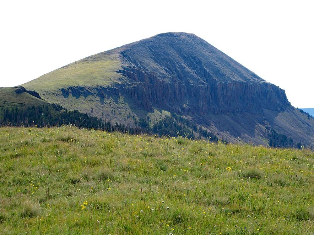 Bennett Peak - 13,203