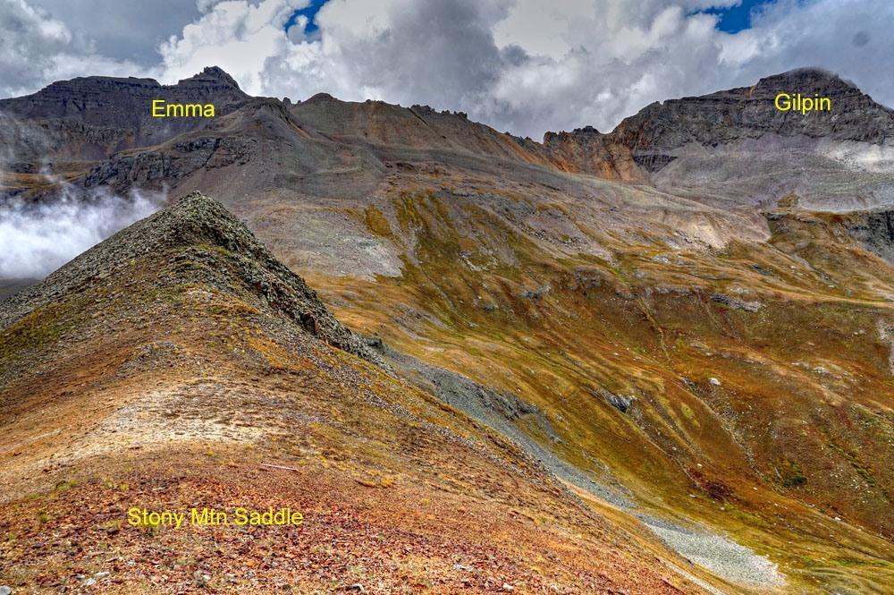 Mount Emma - 13,581