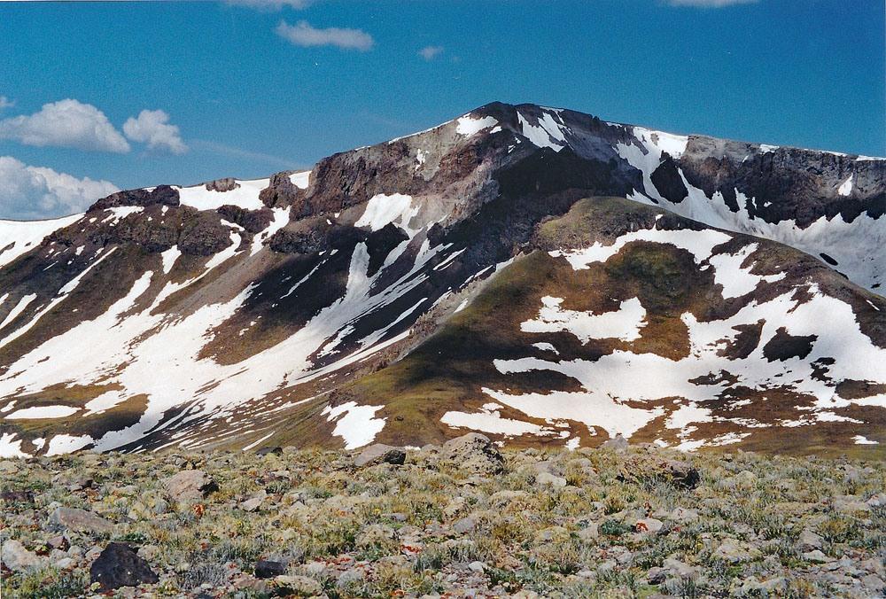 Silver Mountain - 13,714