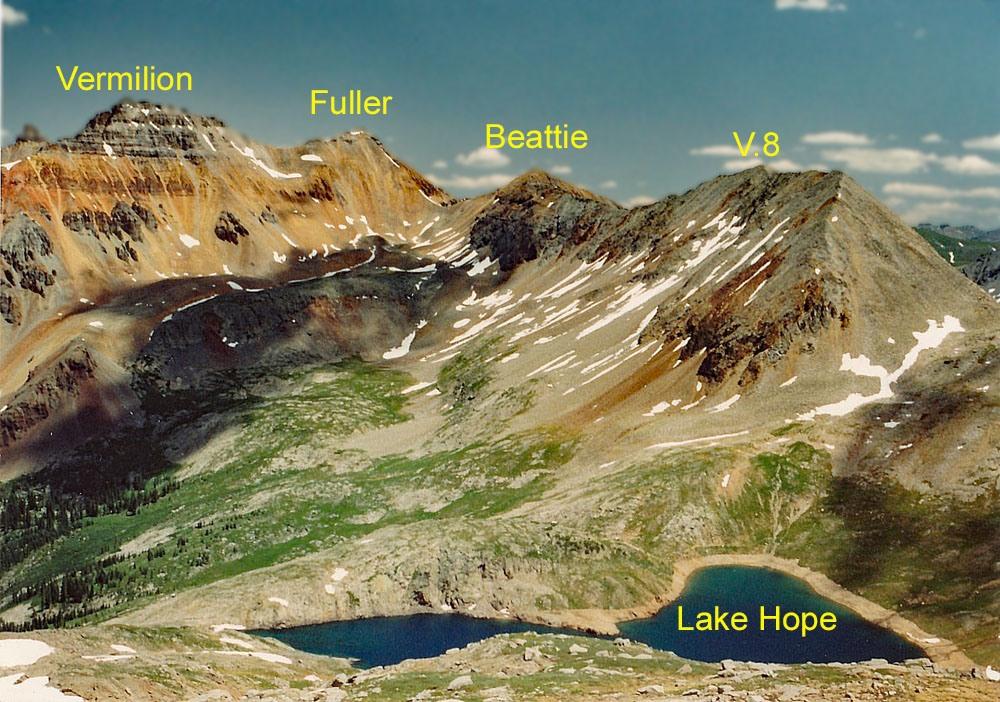 Beattie Peak - 13,342