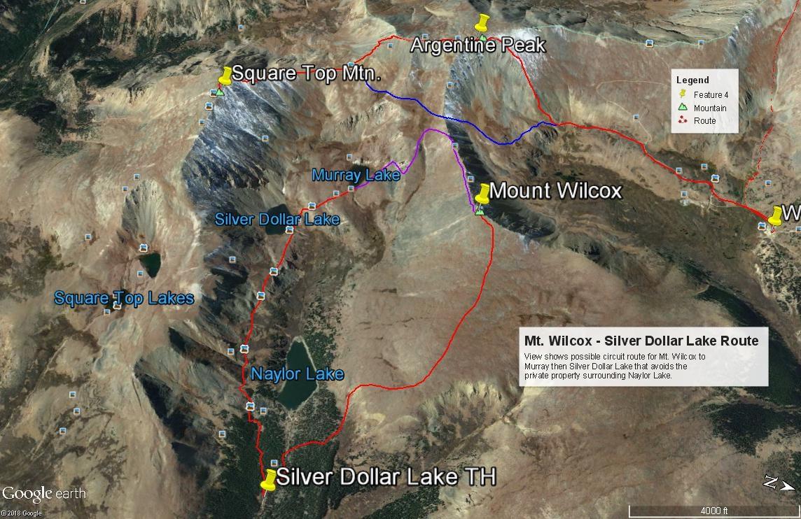 Mount Wilcox - 13,408