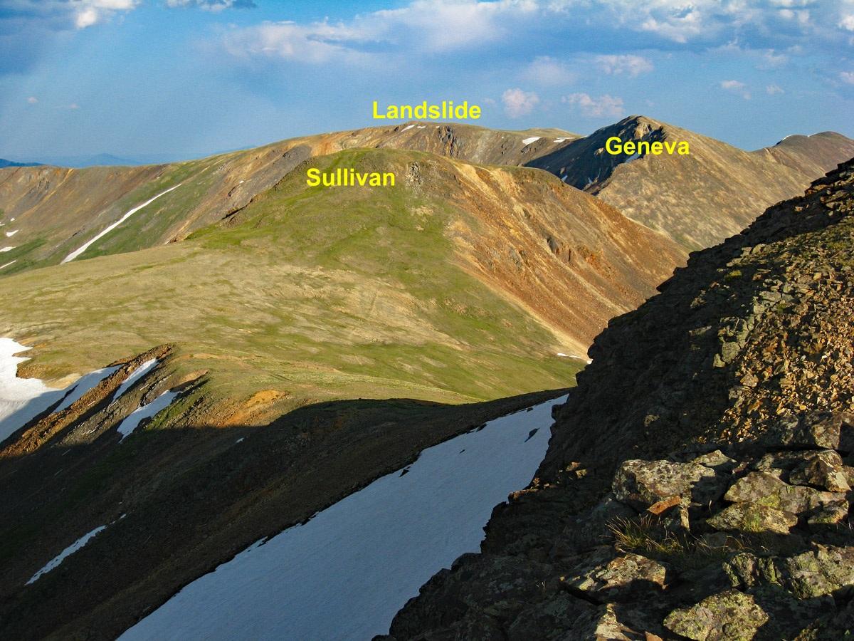 Geneva Peak - 13,266