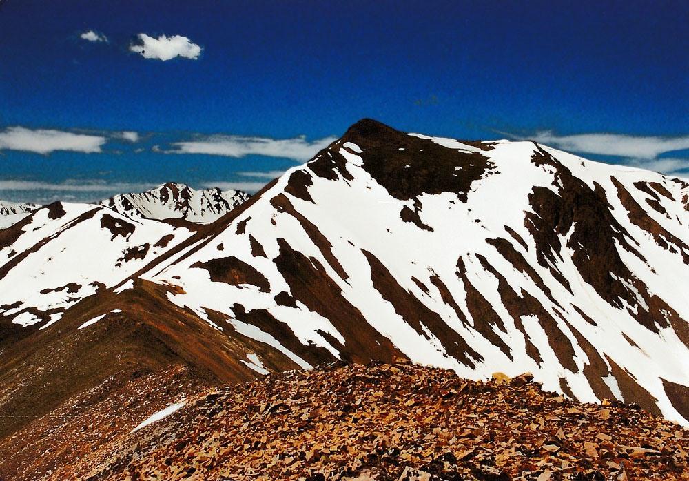 Rinker Peak - 13,783