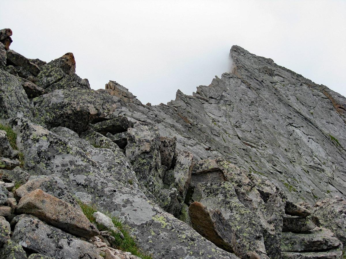 Powell Peak - 13,208