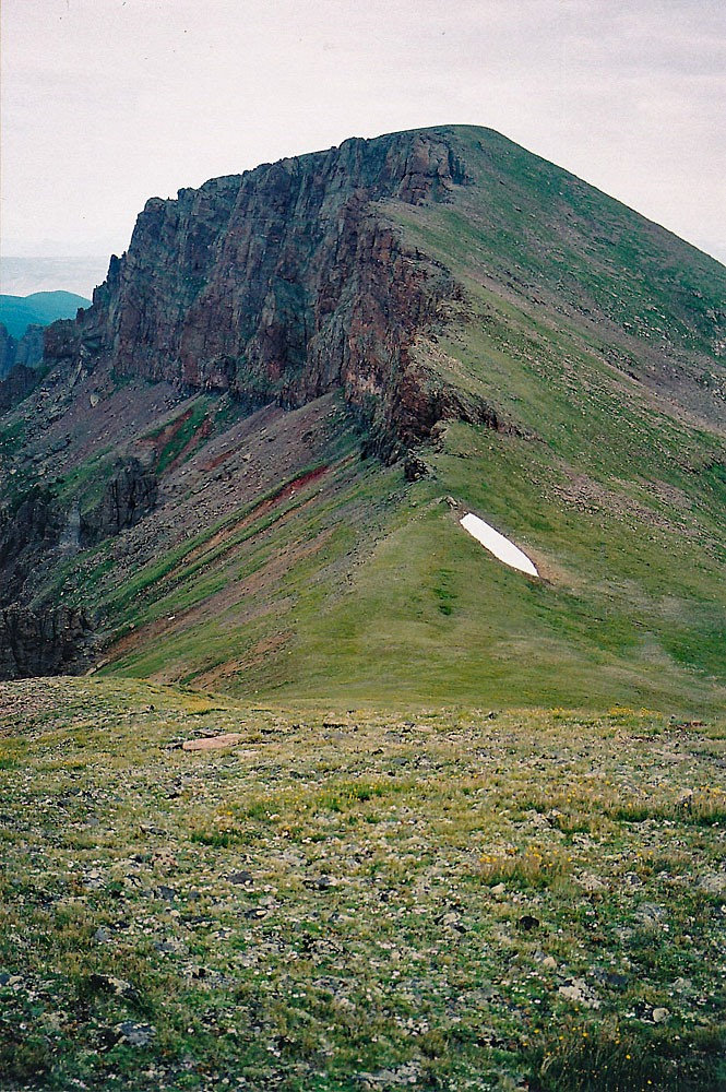 Sheep Mountain - 13,168