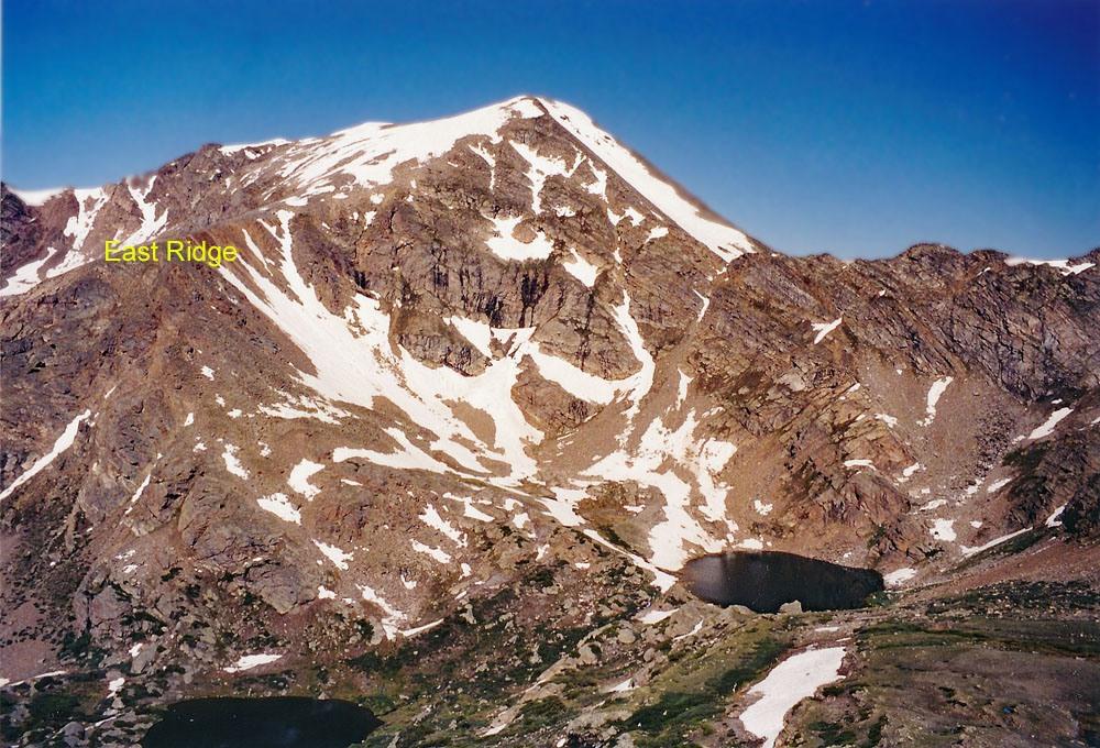 Mount Oklahoma - 13,845