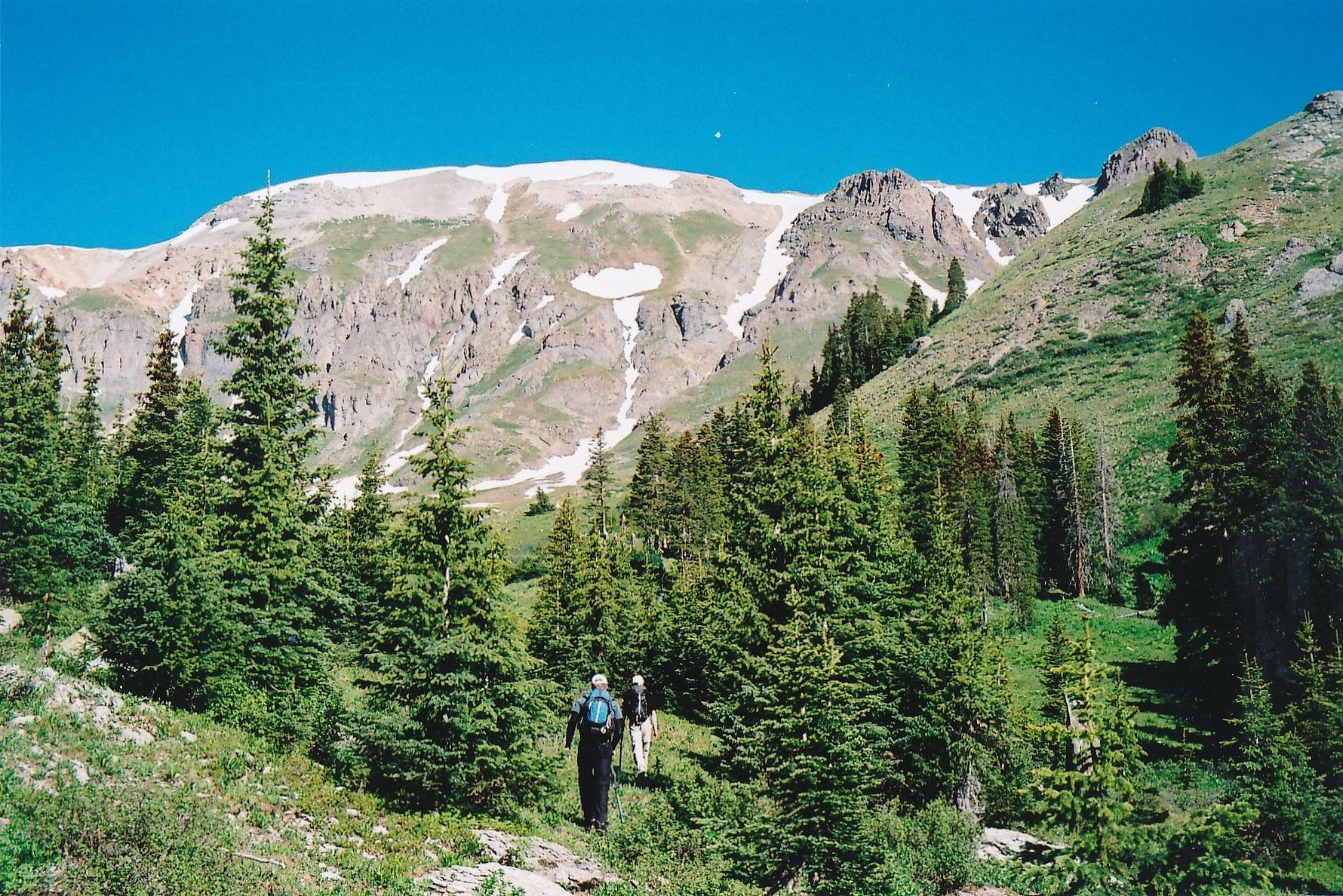 Hayden Mountain, South - 13,206