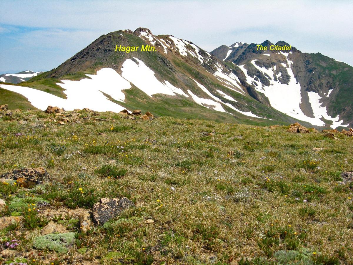 Hagar Mountain - 13,220