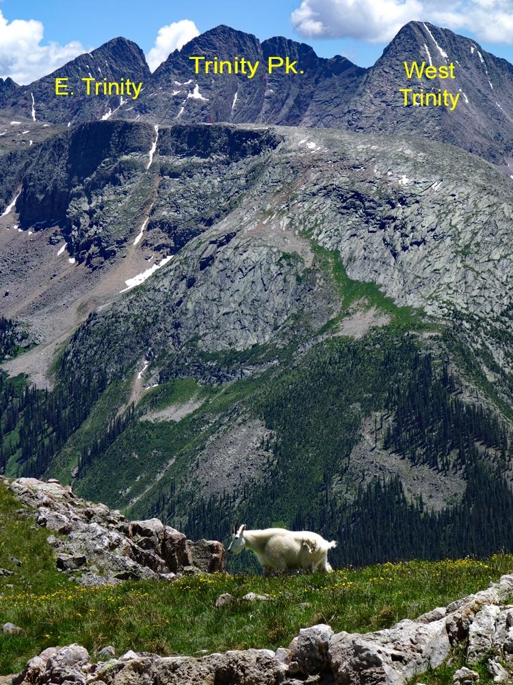 Trinity Peak - 13,805