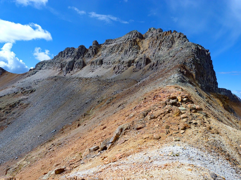 Vermilion Peak - 13,894