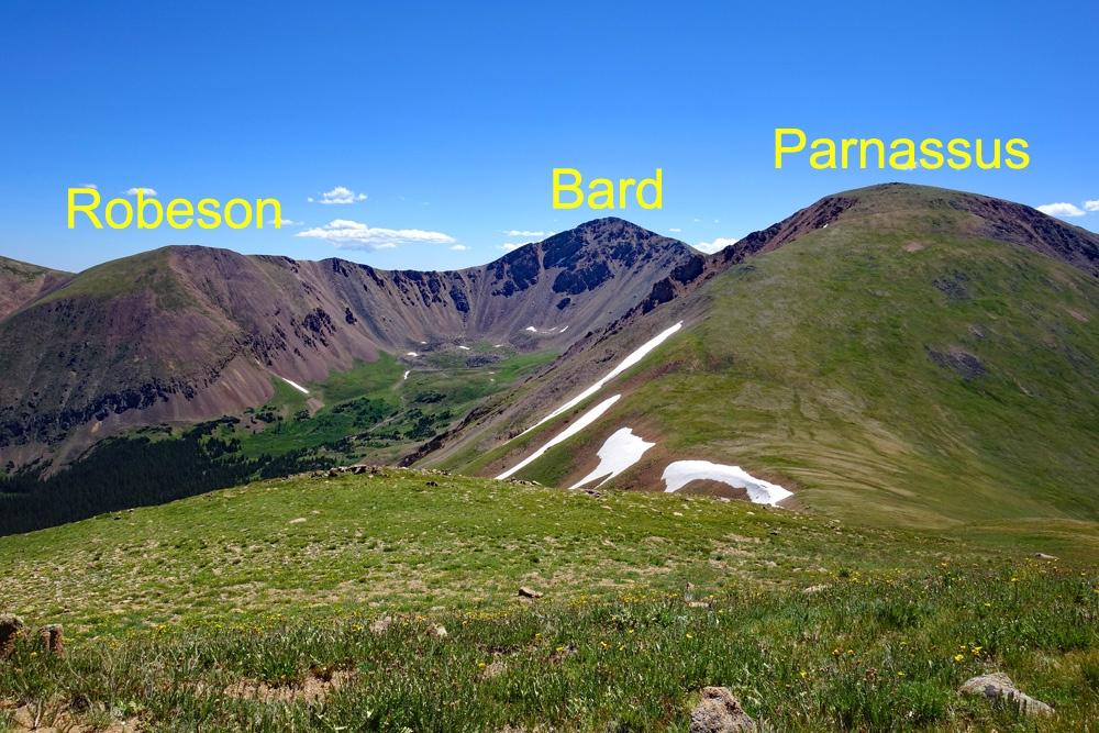Bard Peak - 13,641