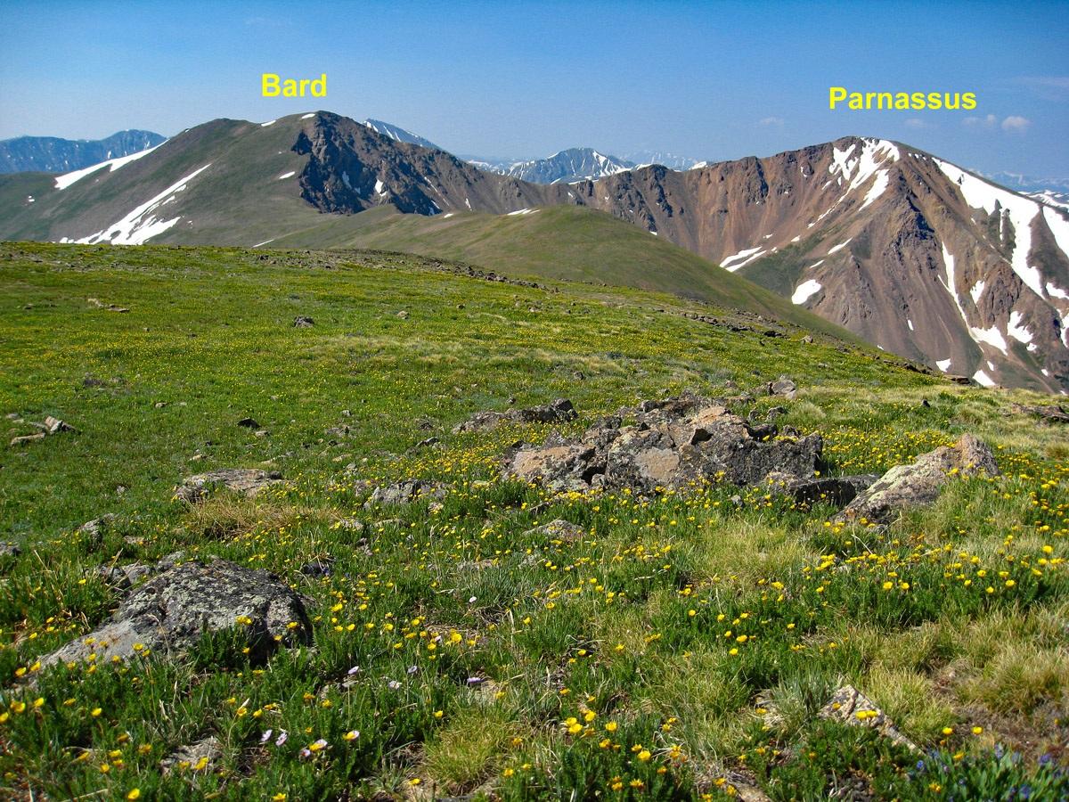 Engelmann Peak - 13,362