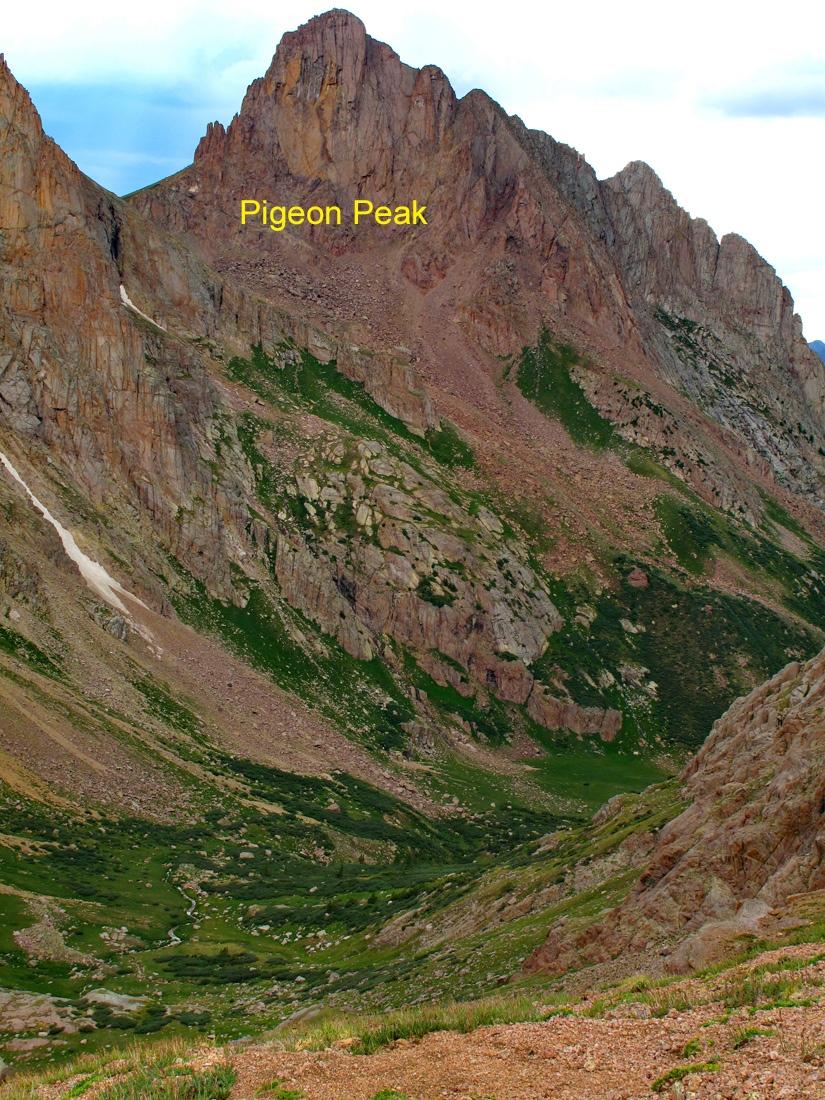 Pigeon Peak - 13,972