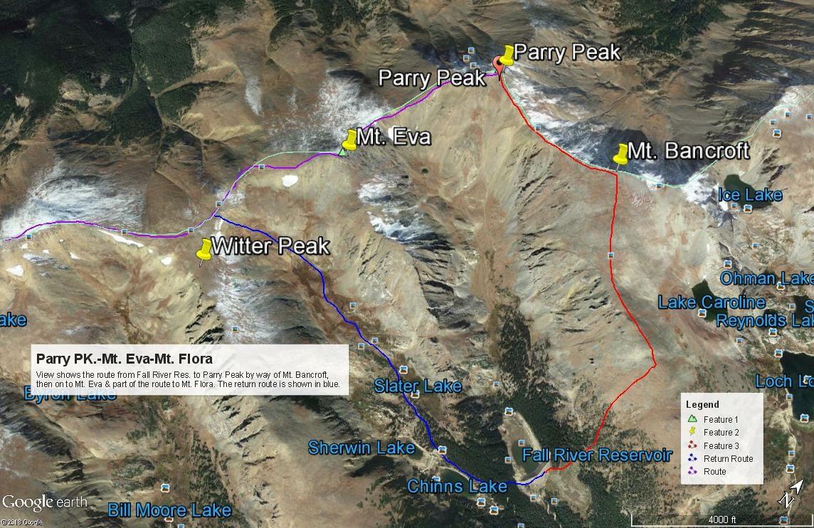 Parry Peak - 13,391