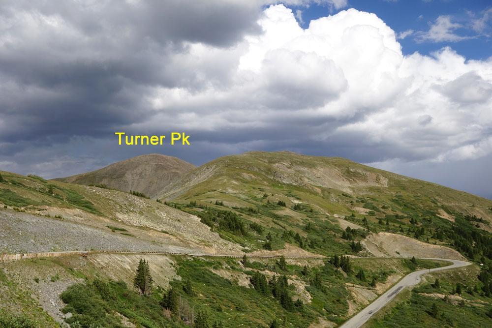 Turner Peak - 13,233
