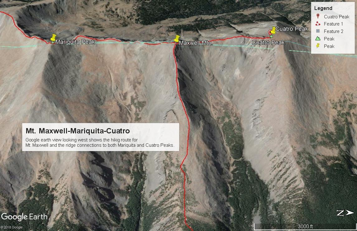 Mount Maxwell - 13,335