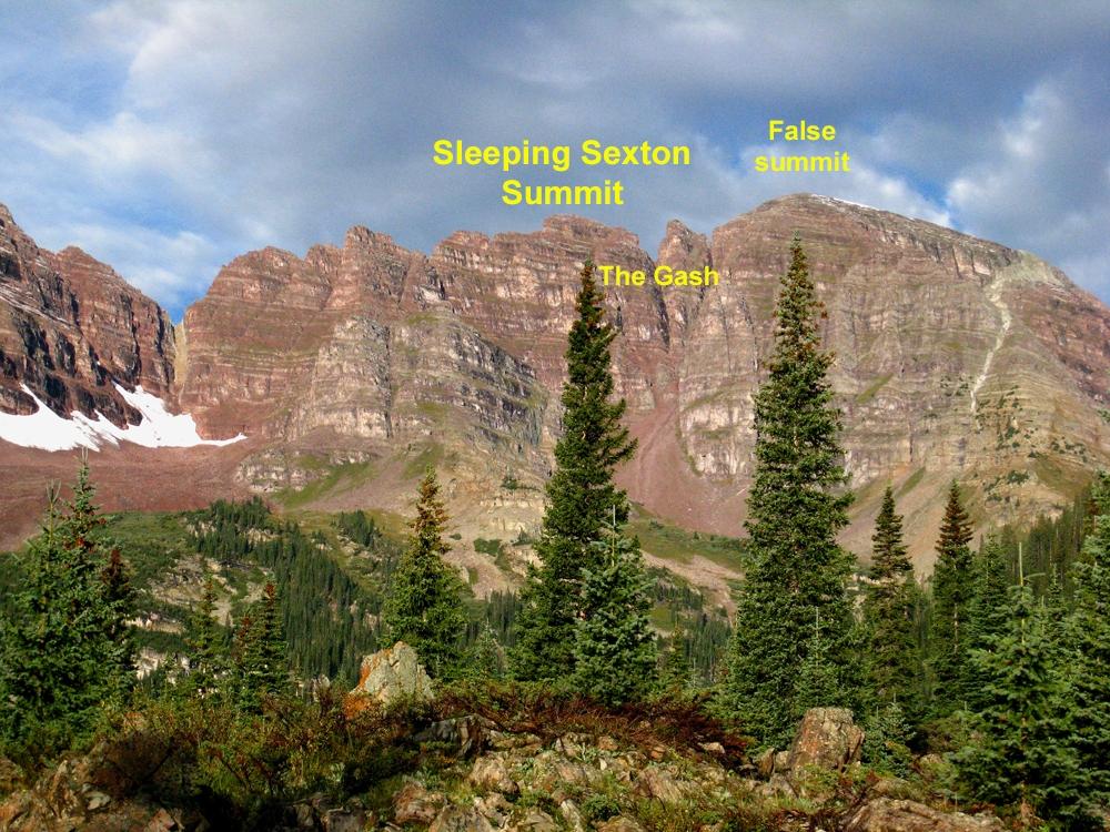 Sleeping Sexton - 13460