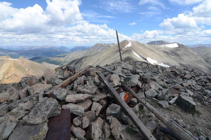 McNamee Peak - 13,780