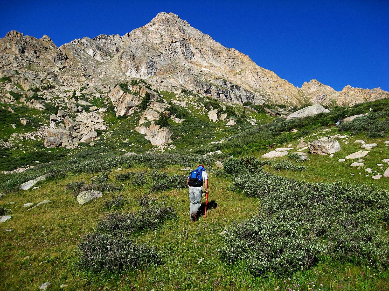 Williams Mountain - 13,382