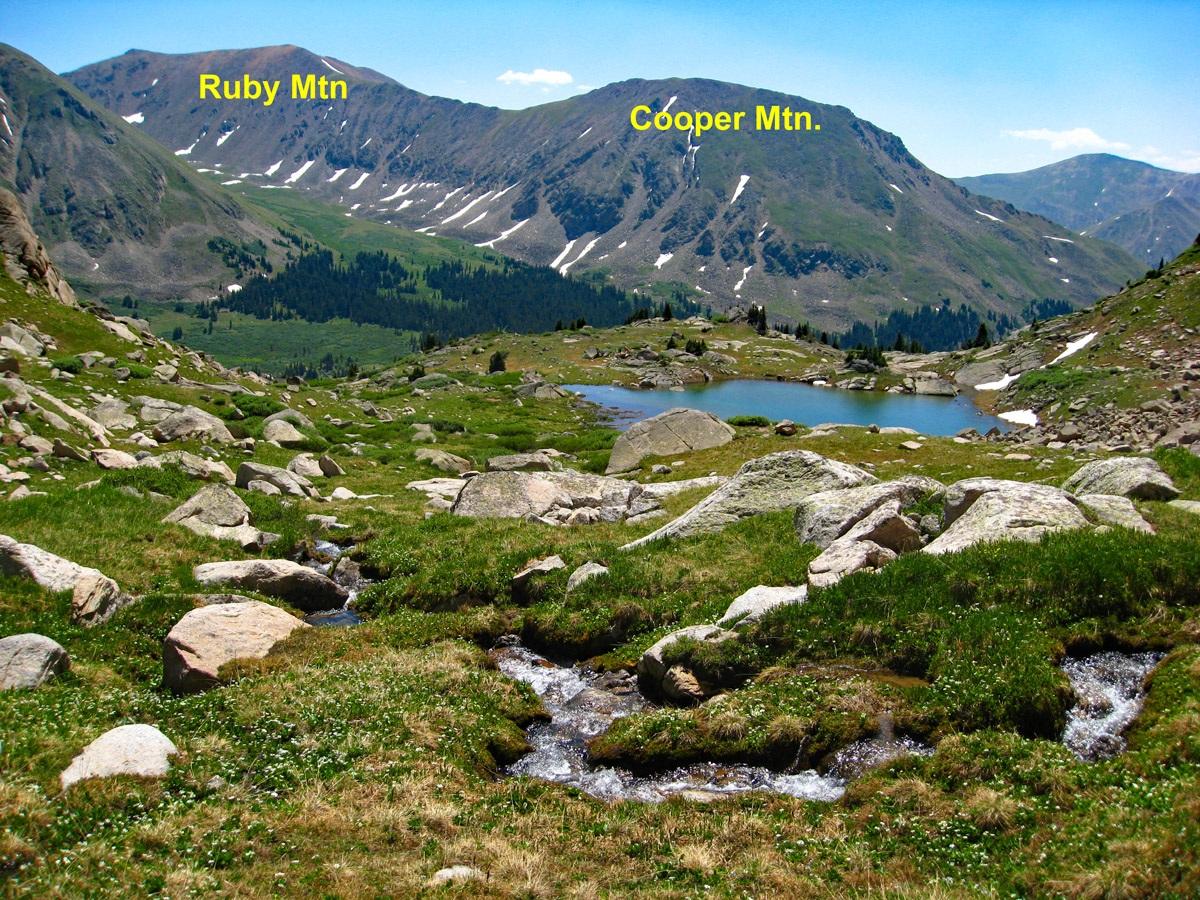 Ruby Mountain - 13,277