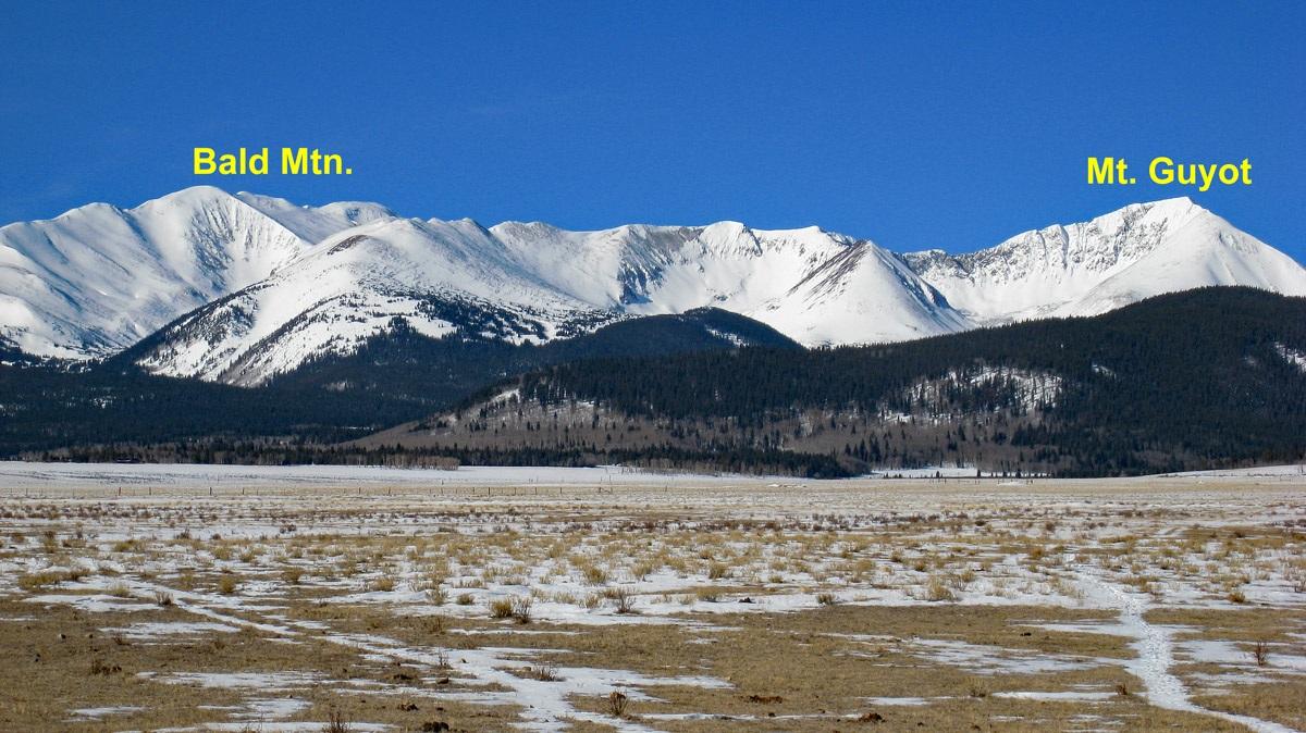 Mount Guyot - 13,370