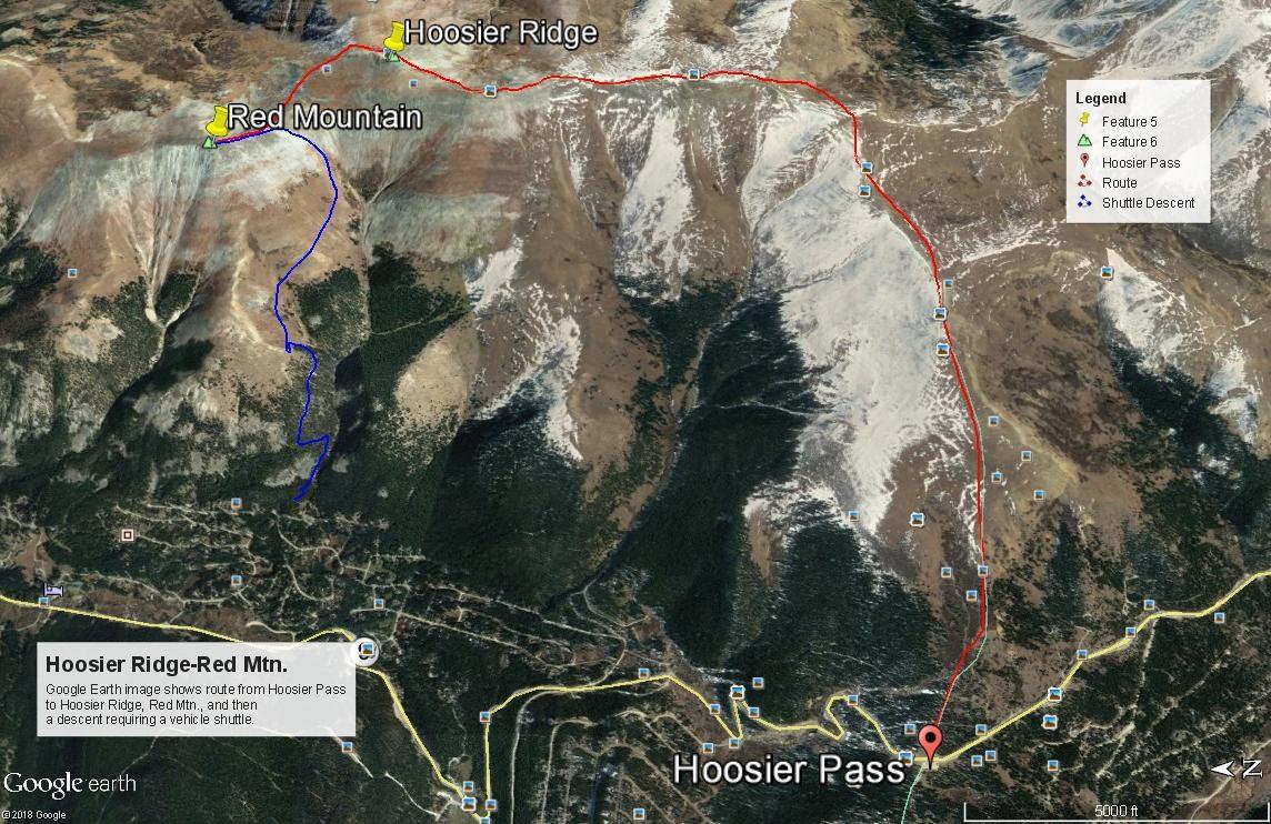 Hoosier Ridge - 13,352