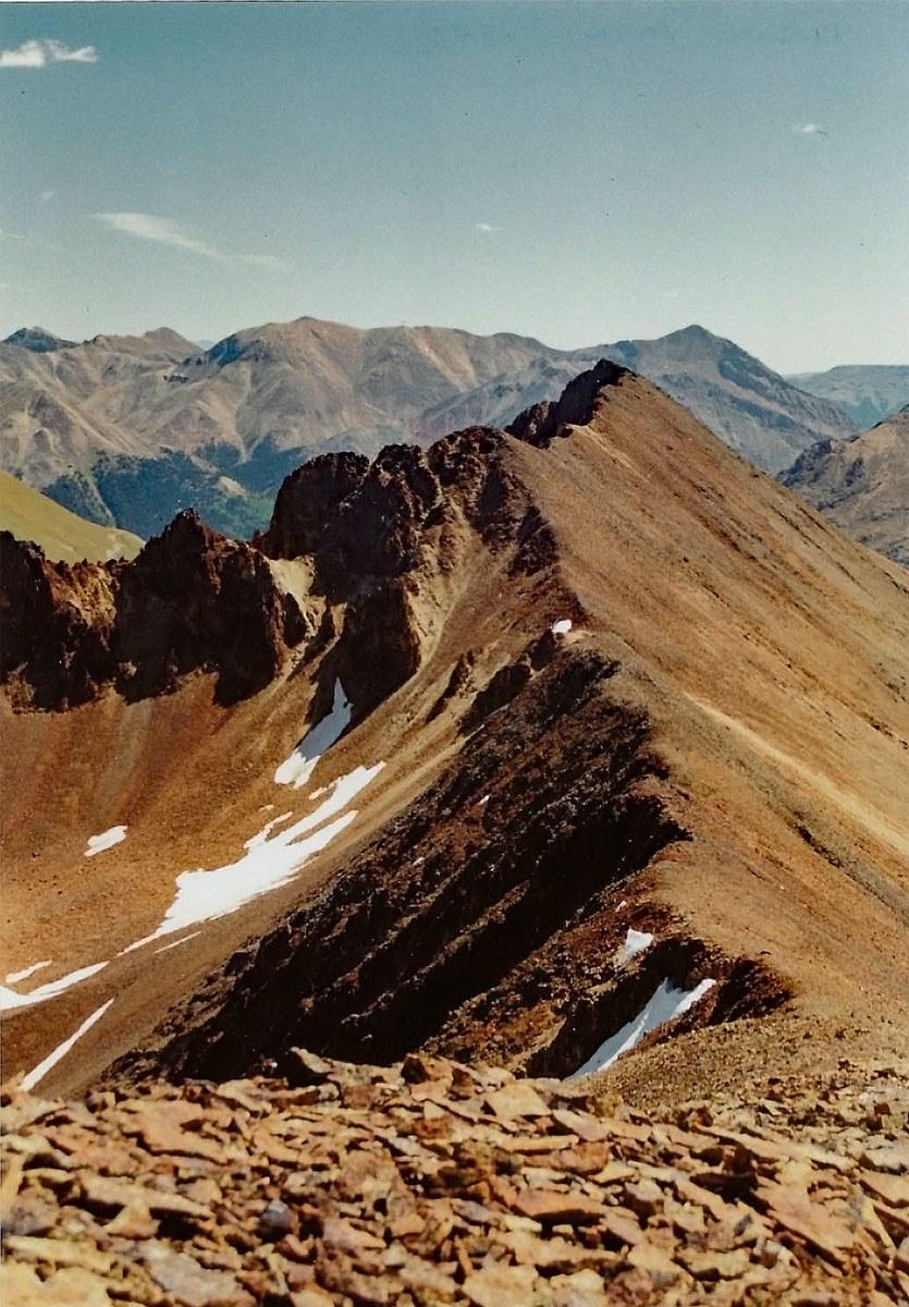 Wood Mountain - 13,660