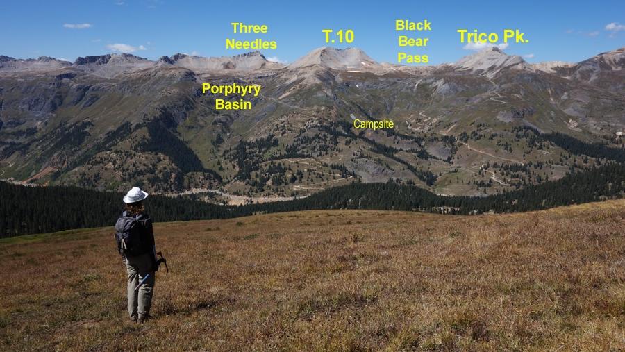Trico Peak - 13,321