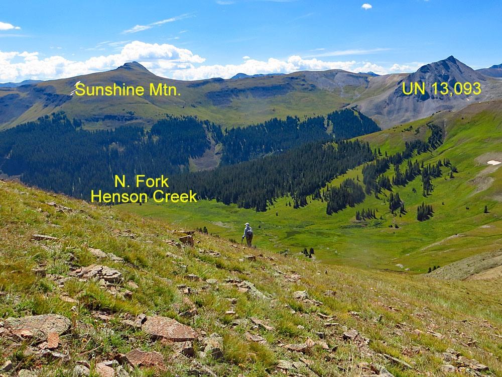 Sunshine Mountain - 13,321